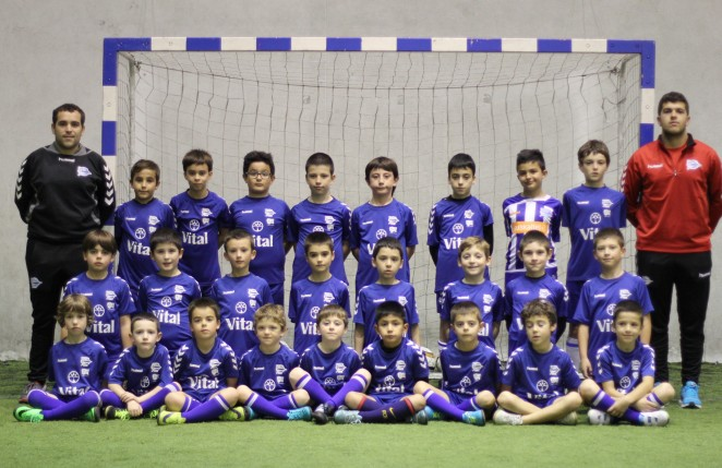 ALV / Escuelas Deportivo Alavés