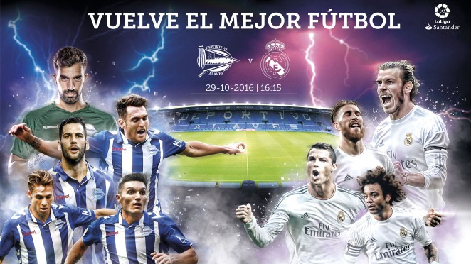 Deportivo Alaves vs Real Madrid