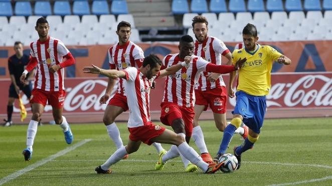 1-1: El Almería B sigue cotizando al alza en el grupo cuarto de ...