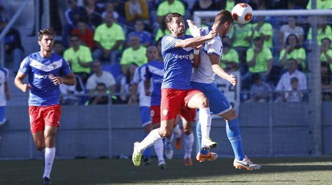 2-0: El Almería B cae al puesto de promoción por la permanencia en ...