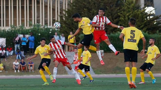 2-0: El Almería B se acuesta como líder del grupo cuarto de Segunda ...