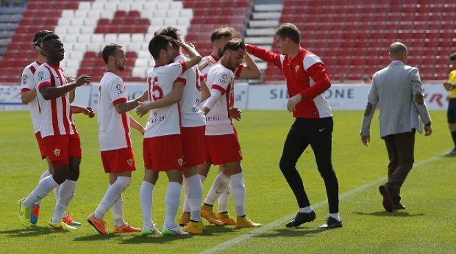 2-0: El filial consolida su privilegiada posición en el ...
