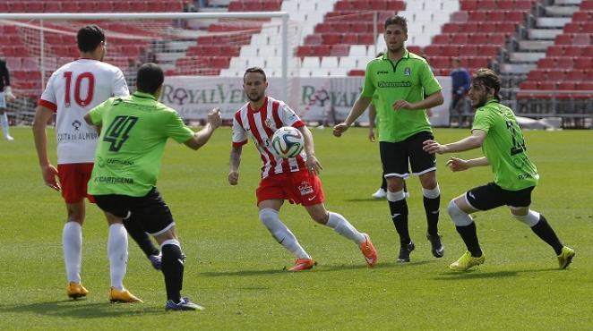 2-0: El filial consolida su privilegiada posición en el grupo cuarto ...