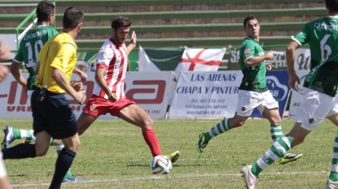 Segundo desplazamiento consecutivo del Almería B en el grupo cuarto ...