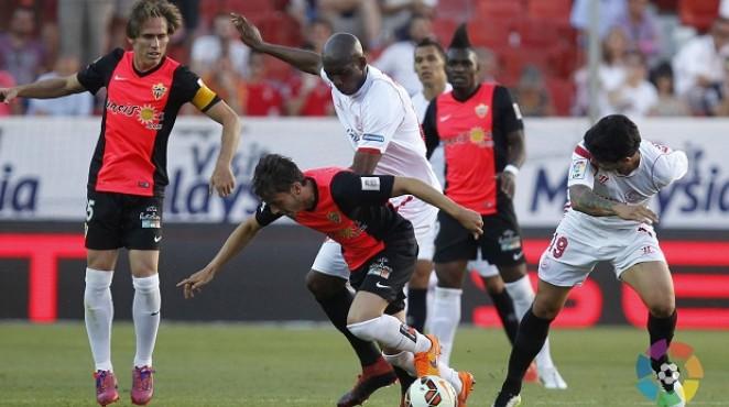 64036eec209a2 2-1  El fútbol vuelve a ser muy injusto con un Almería que no mereció  perder en Sevilla