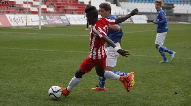2-3: El Almería B se mete en problemas en el grupo cuarto de Segunda ...