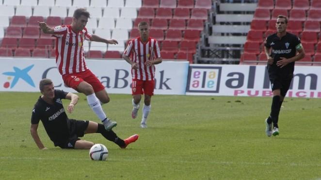 3-2: El Almería B sigue superando retos en el grupo cuarto de ...