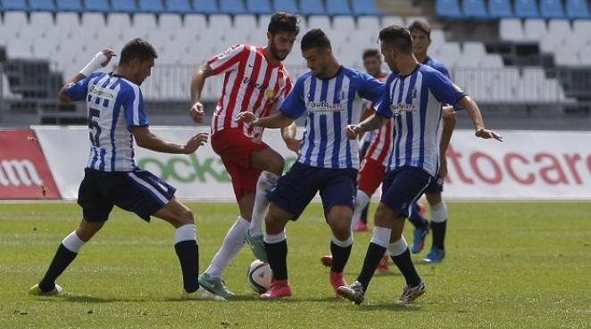 El Almería B recibe este sábado al líder del grupo cuarto de Segunda ...