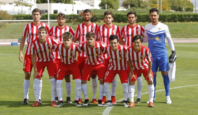 0-4: Demasiado castigo para el Almería B por parte de un Sevilla At ...