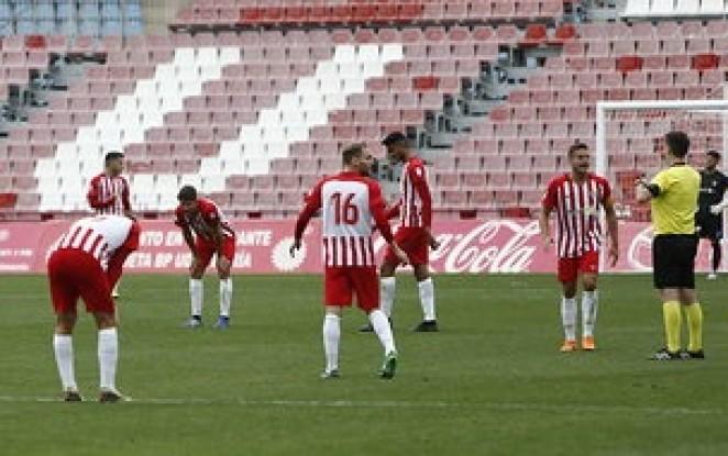 1-4: El Almería B vive una pesadilla en el grupo cuarto de Segunda ...