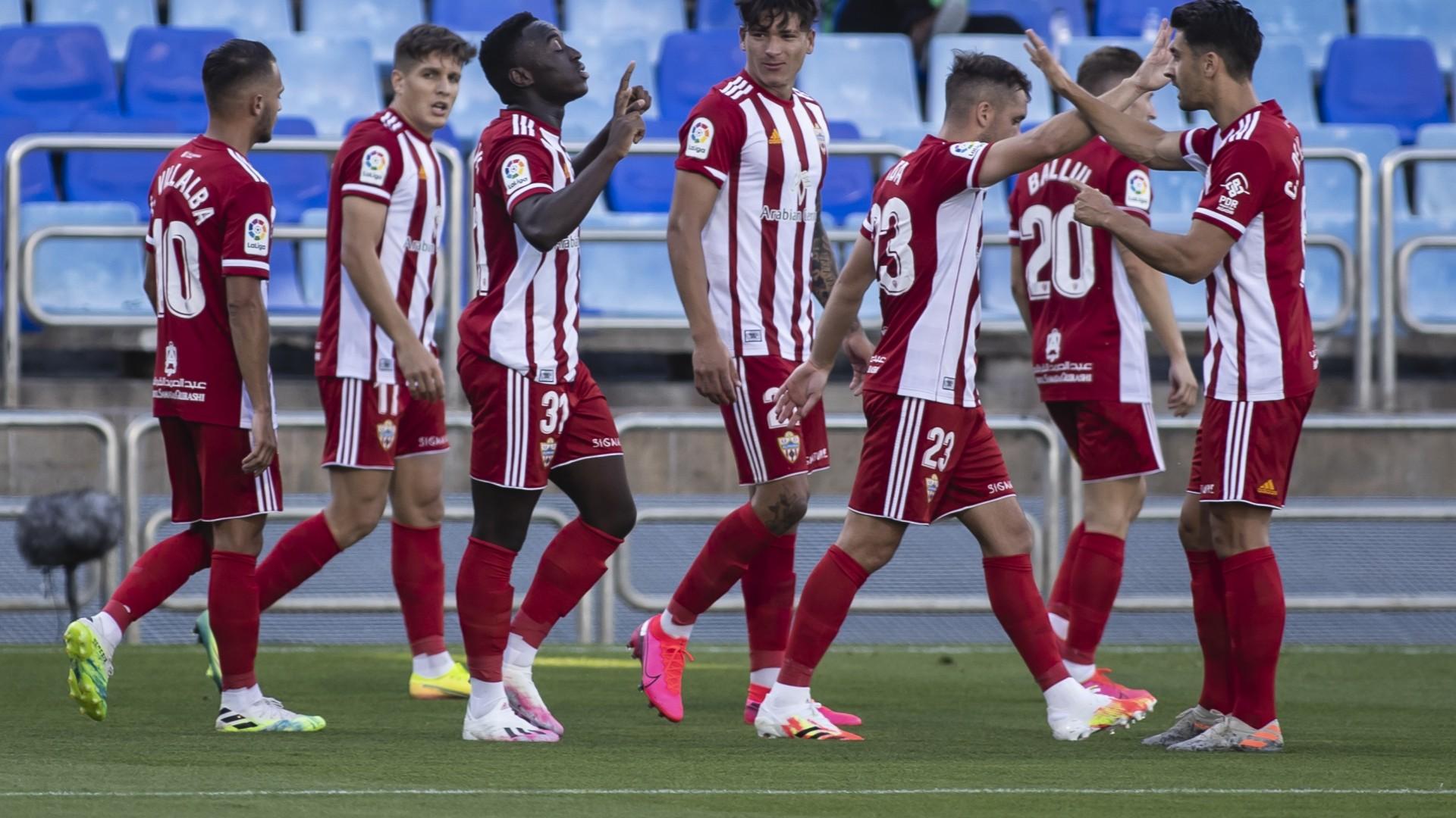 Union Deportiva Almeria Almeria Web Oficial