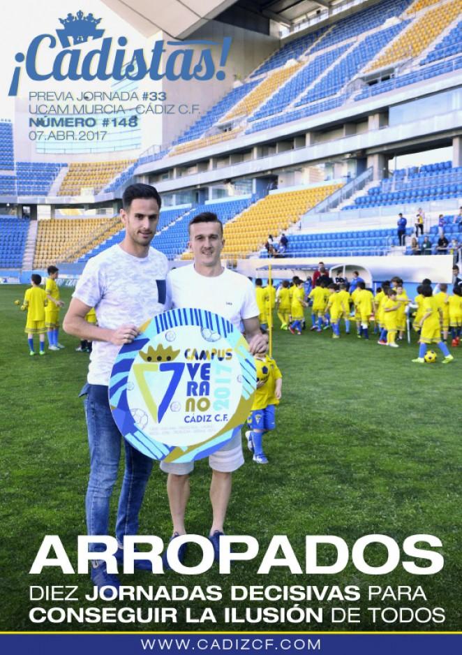 #148 Previa Cádiz CF - CD Lugo