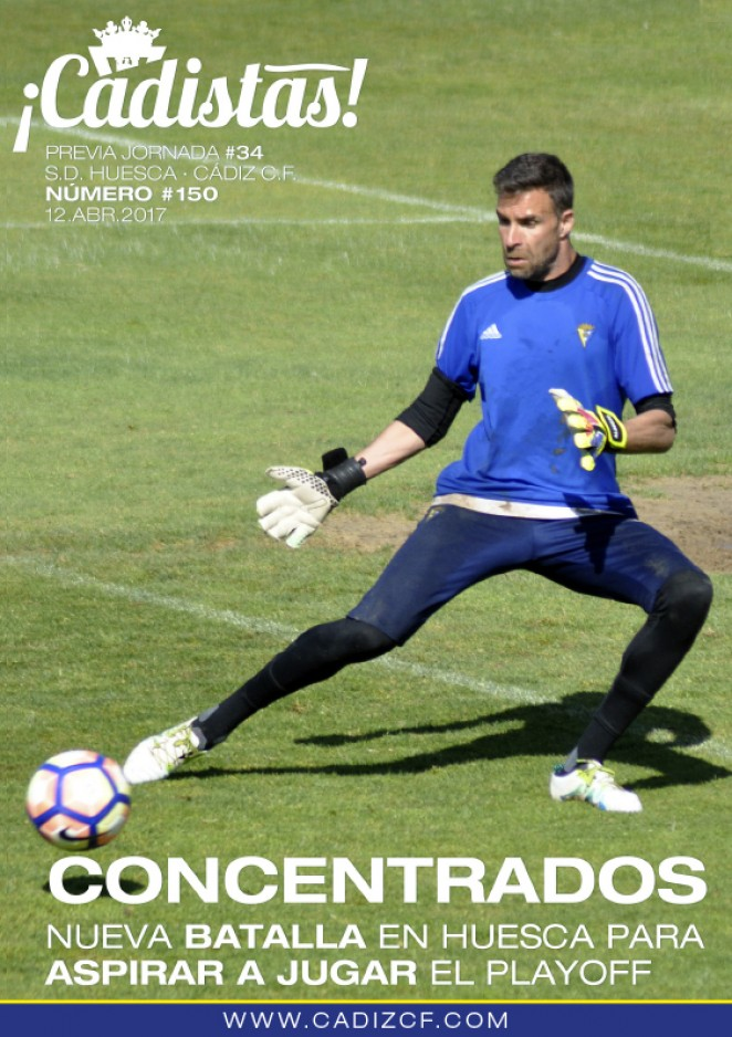 #150 Previa SD Huesca - Cádiz CF