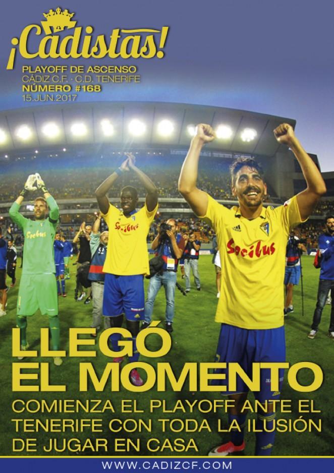 #168 Previa Cádiz CF - CD Tenerife (Playoff)