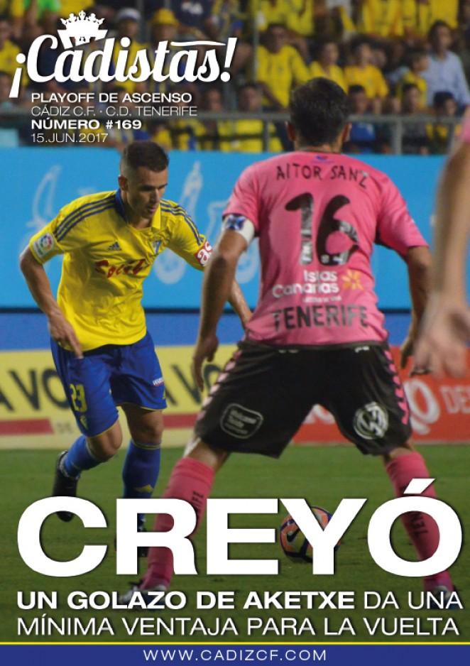 #169 Cádiz CF - CD Tenerife (Playoff)