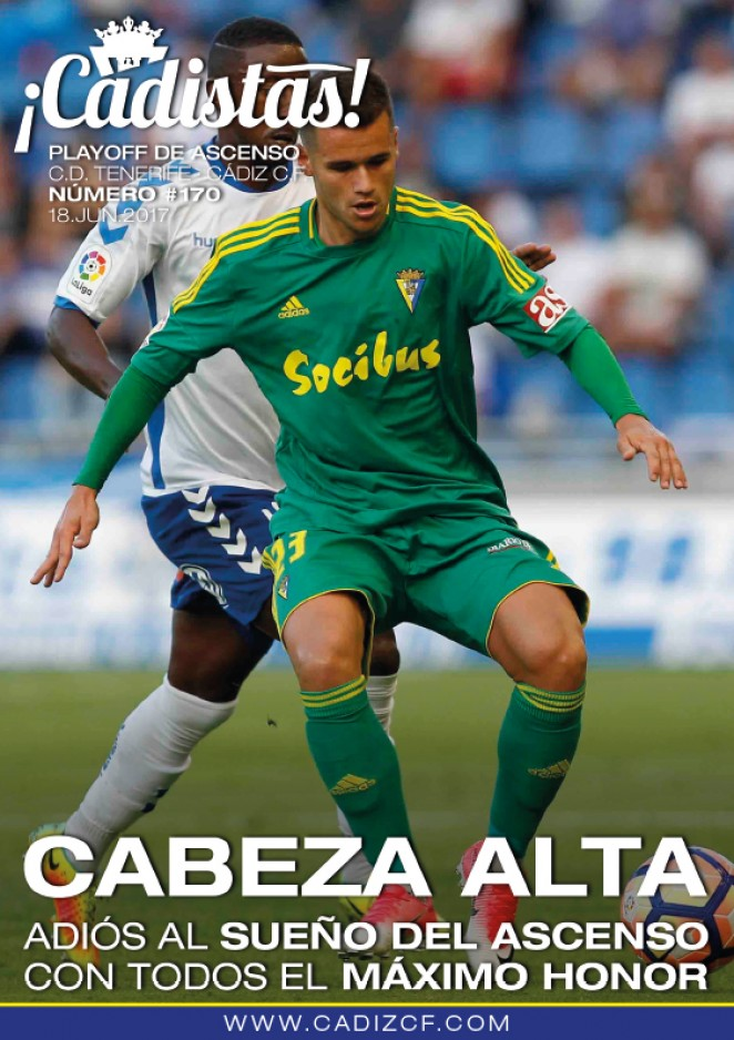 #170 CD Tenerife - Cádiz CF (Playoff)