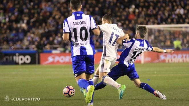 Ante el Madrid, acabó mal lo que mal empezó (2-6)