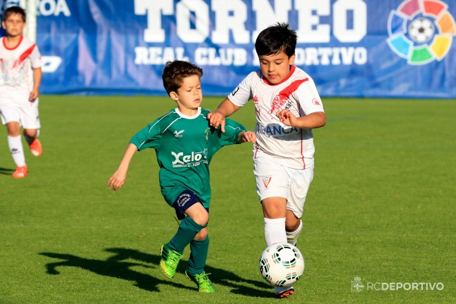 El Torneo Real Club Deportivo cumplirá su XIV edición el próximo 17 de mayo con más 3.000 jóvenes futbolistas