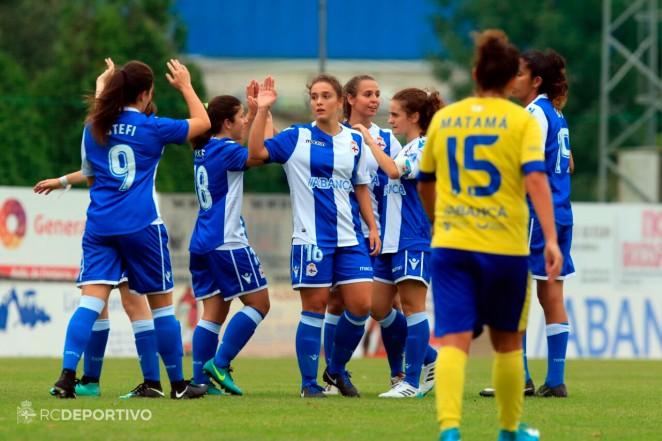 Primera Fase de la Copa Galicia, competición de reciente creación en la que participan todos los equipos gallegos de Segunda División Nacional femenina