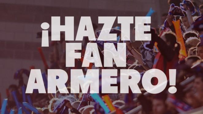 SDE / HAZTE FAN ARMERO
