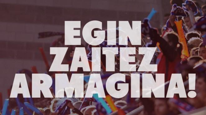 SDE / EGIN ZAITEZ ARMAGINA
