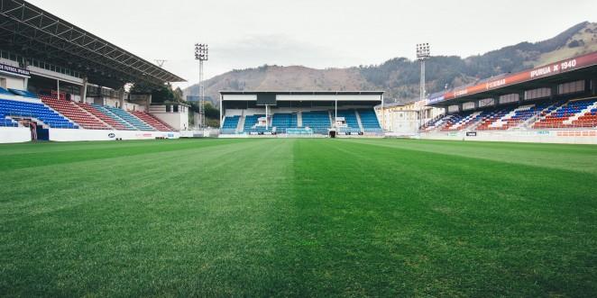 Eibar Spain football stadium