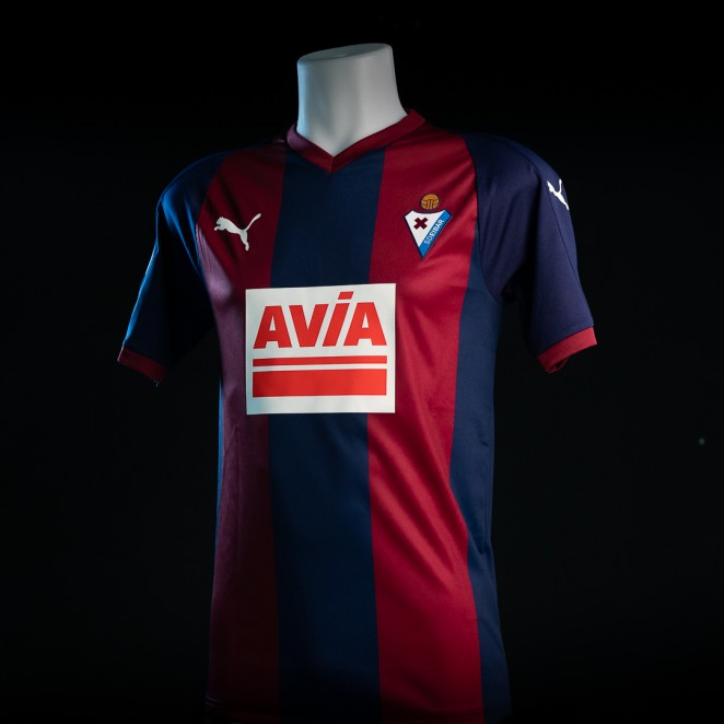 2d206ca28b4 SD EIBAR   PUMA UNVEIL NEW KITS FOR 2018 19 SEASON