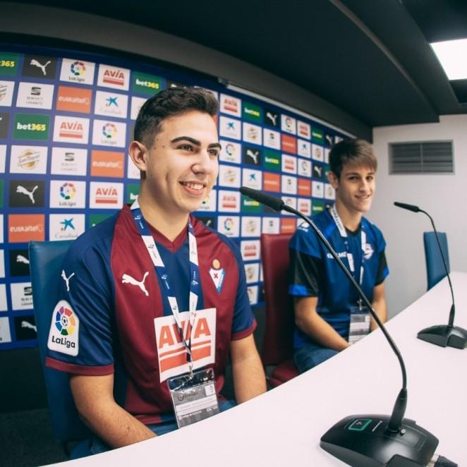 El Eibar y el Alavés ya han competido en FIFA19, siendo el primer derbi de eSports de ambos clubes
