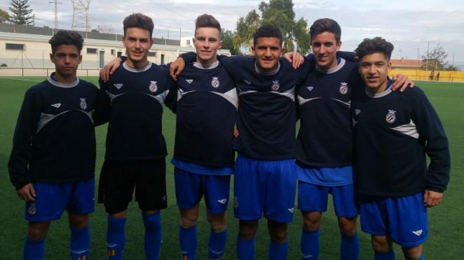 Seis jugadores de la cantera con la selecci n valenciana for Federacion valenciana de futbol