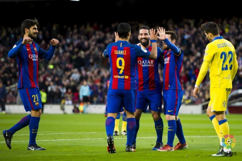 Футбол чемпионат испании таблица игр 2016 2017
