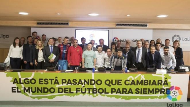 LaLiga Genuine ya es una realidad  Las Palmas - Web Oficial