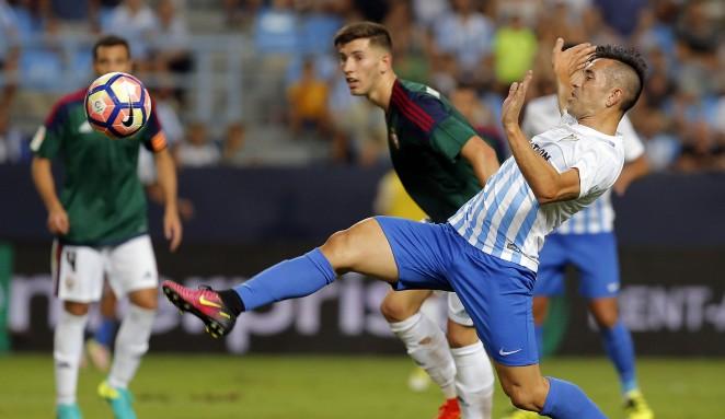 تعادل إيجابي بين ملقة وأوساسونا في افتتاح الدوري الإسباني (فيديو)