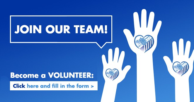 MCF / BECOME A VOLUNTEER