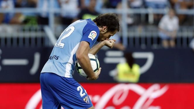Malaga 3 - 3 Athletic Bilbao Football Highlights
