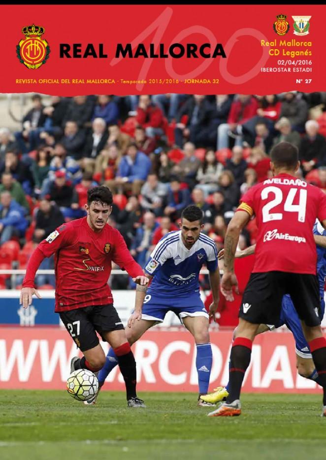 Mallorca - Leganés