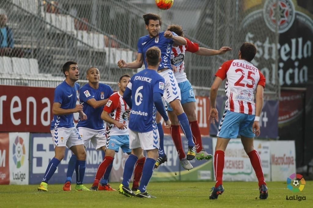 Луго - Реал Овьедо смотреть онлайн 08 апреля 2018