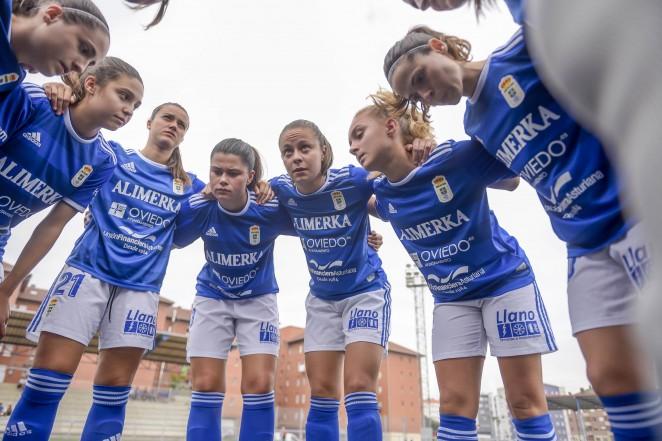 c54a67de7f9e6 Sección Real Oviedo Femenino. El equipo de fútbol ...