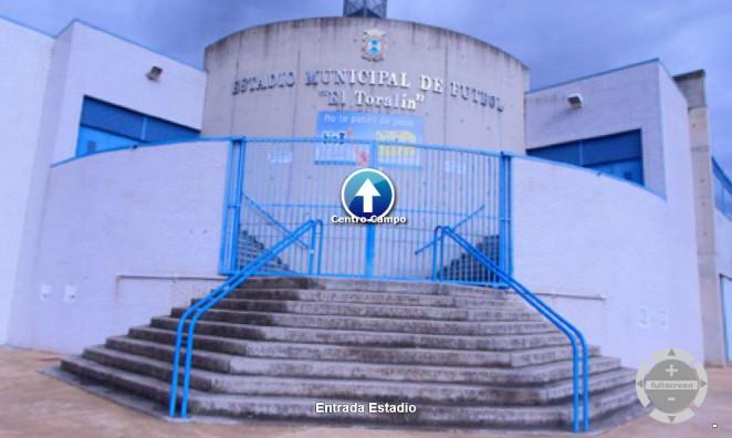 SDP / Visita Virtual al Estadio