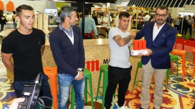 Nano jugador 5 estrellas temporada 15 16 tenerife web for Alexander mesa travieso