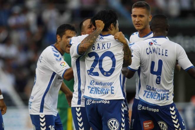 Resultado de imagen de El CD Tenerife jugará la gran final por el ascenso
