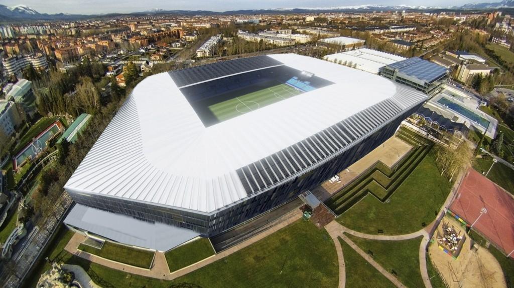 Image result for nuevo estadio