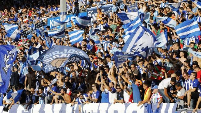 f37e48e56 Menos de 1.200 entradas para el derbi frente a la Real Sociedad ...