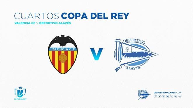 El Deportivo Alavés se enfrentará al Valencia en los cuartos ...