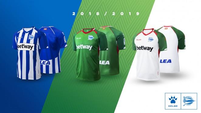 Uno de los momentos más esperado por la afición alavesista ha llegado. Ya  se conocen las nuevas equipaciones del Deportivo Alavés para la temporada  2018-19. 11b89d8f0a16a