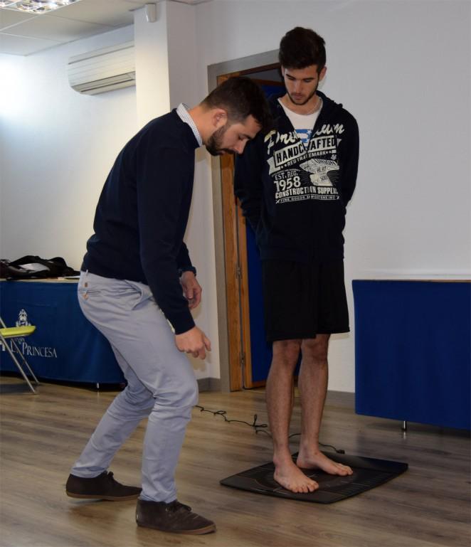 FÚTBOL BASE  Análisis de los pies de nuestros jugadores   Alcorcón ...