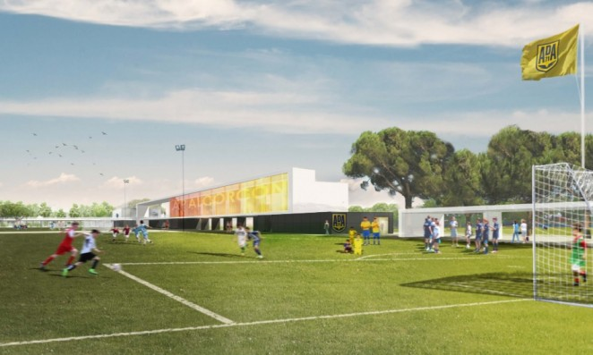 Conoce El Proyecto De Ciudad Deportiva De La Agrupación