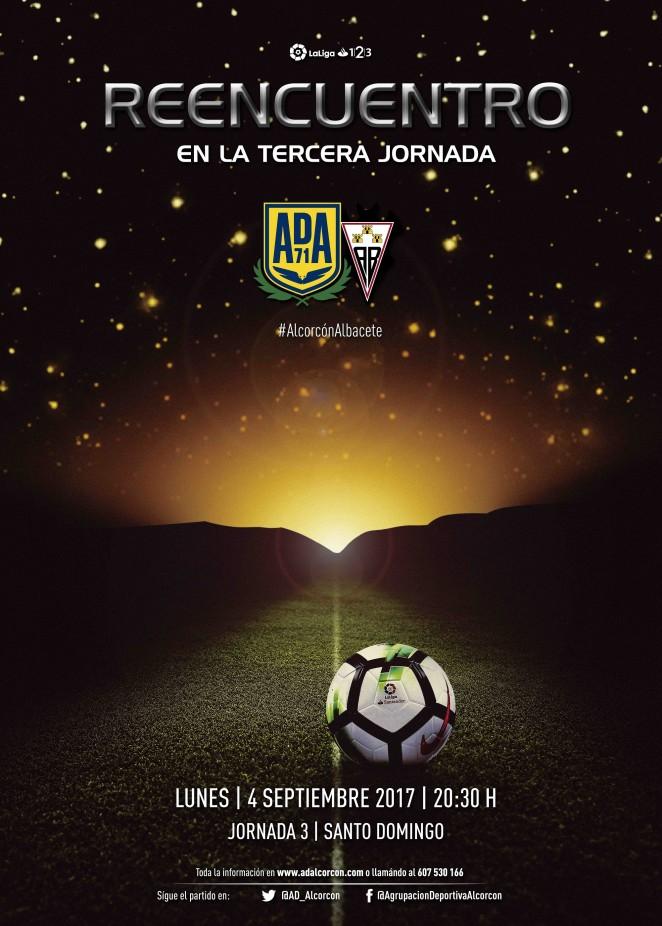 Revista oficial nº 2 - AD Alcorcón - Temporada 2017/2018