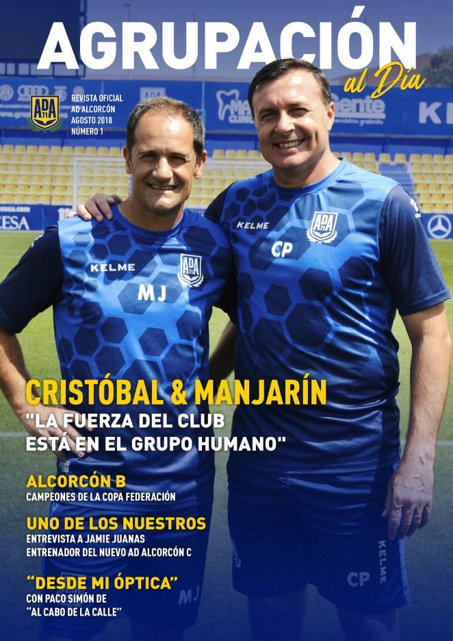 Revista oficial nº 1 - Agrupación Al Día - Temporada 2018/2019