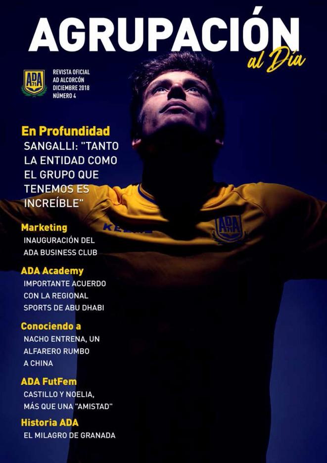 Revista oficial nº4 - Agrupación al día - Diciembre 2018