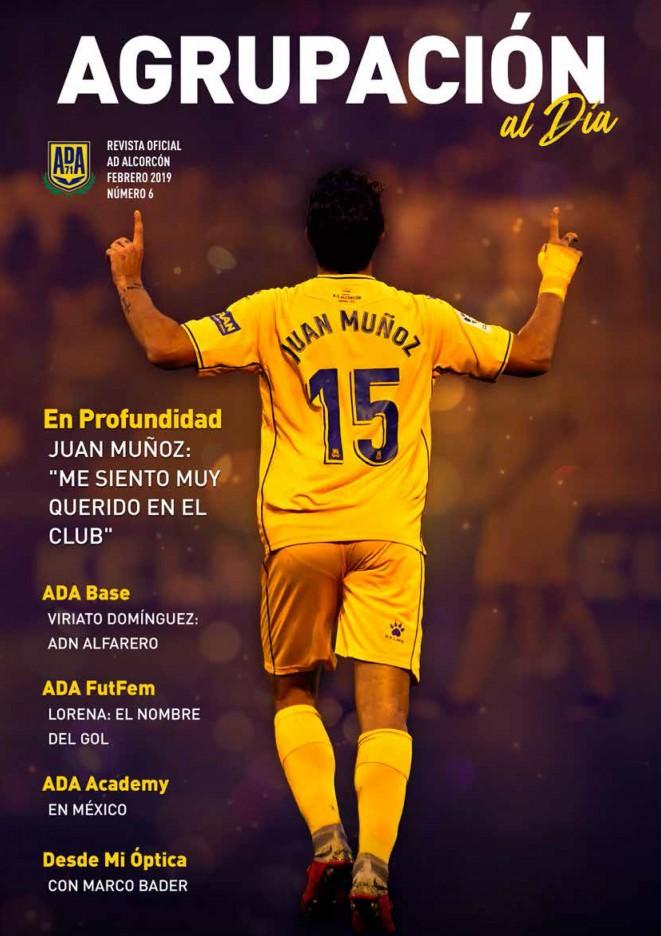 Revista oficial nº 6 - Agrupación al Día - Febrero 2019